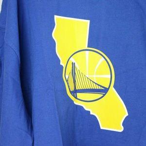 Shirts - Golden State Warriors Stephen Curry Big & Tall Tee